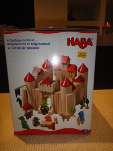 Haba Ghost Tower and Knights